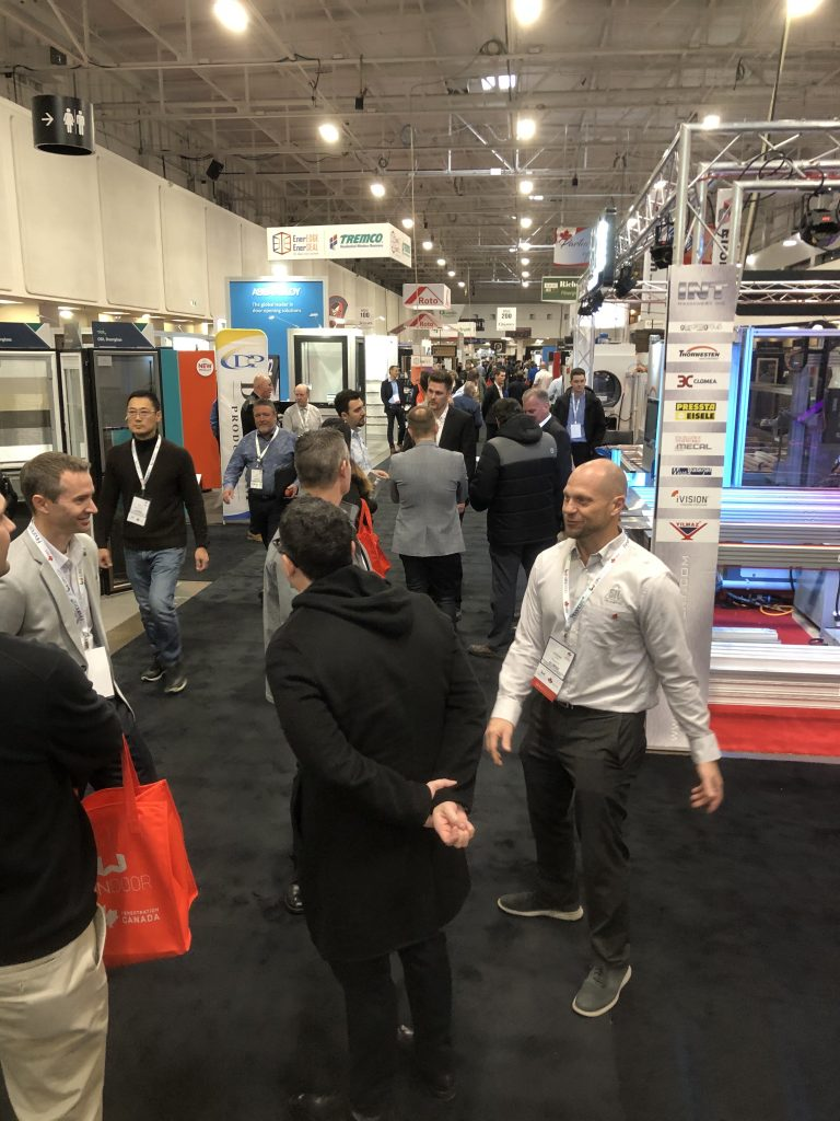Business and fun at WinDoor 2019