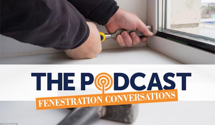 Fenestration Conversations episode #13: Get 'Em Young – Ian Howcroft, Skills Ontario