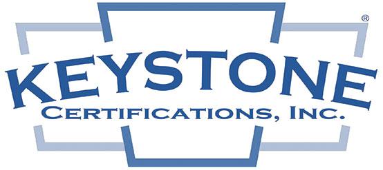KEYSTONE CERTIFICATION